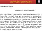 lodha world crest mumbai