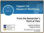 from the researcher s point of view