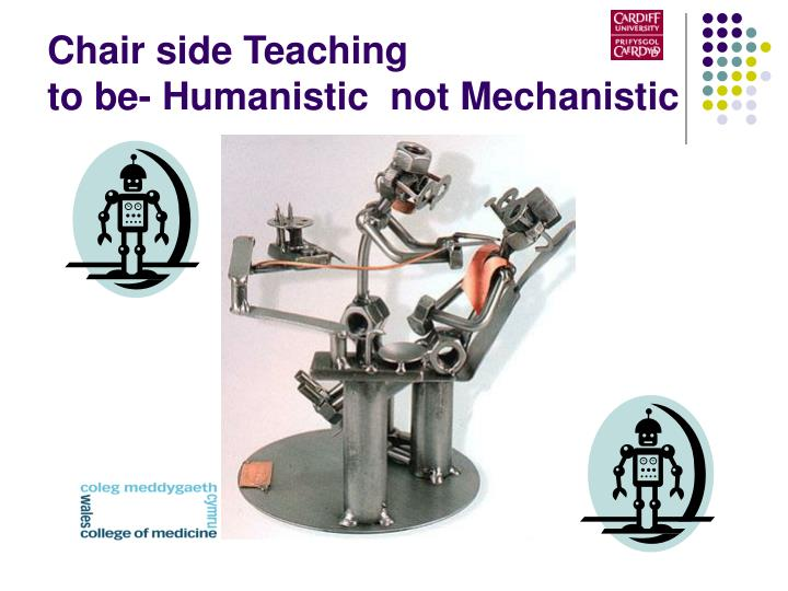 Chair side Teaching
