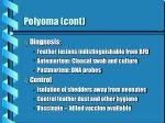 polyoma cont