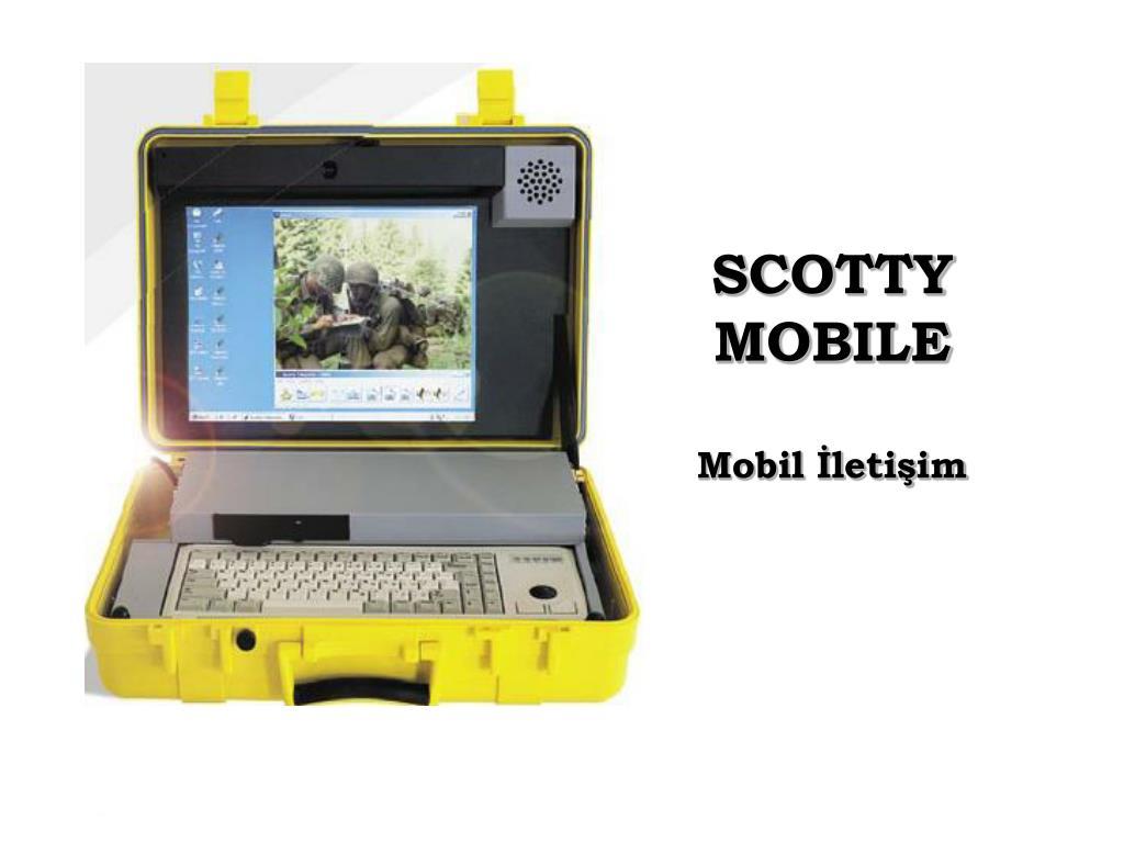 scotty mobil