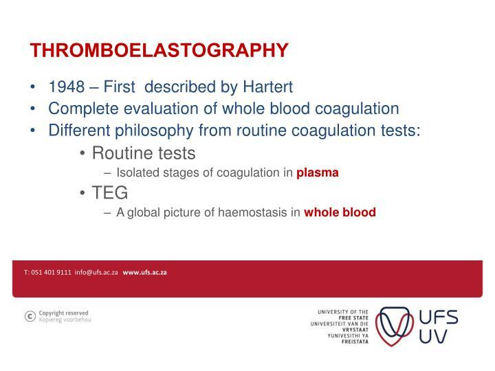 Thromboelastography1