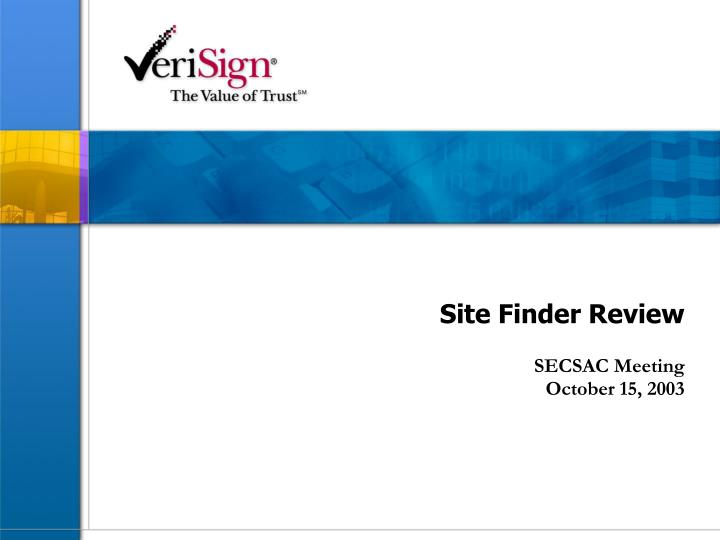 site finder review n.