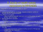 3 equity in health sector responses to hiv aids1