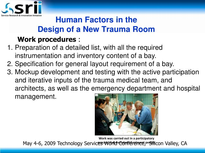 Human Factors in the