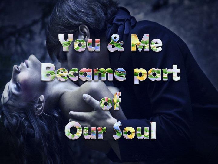 You & Me Became