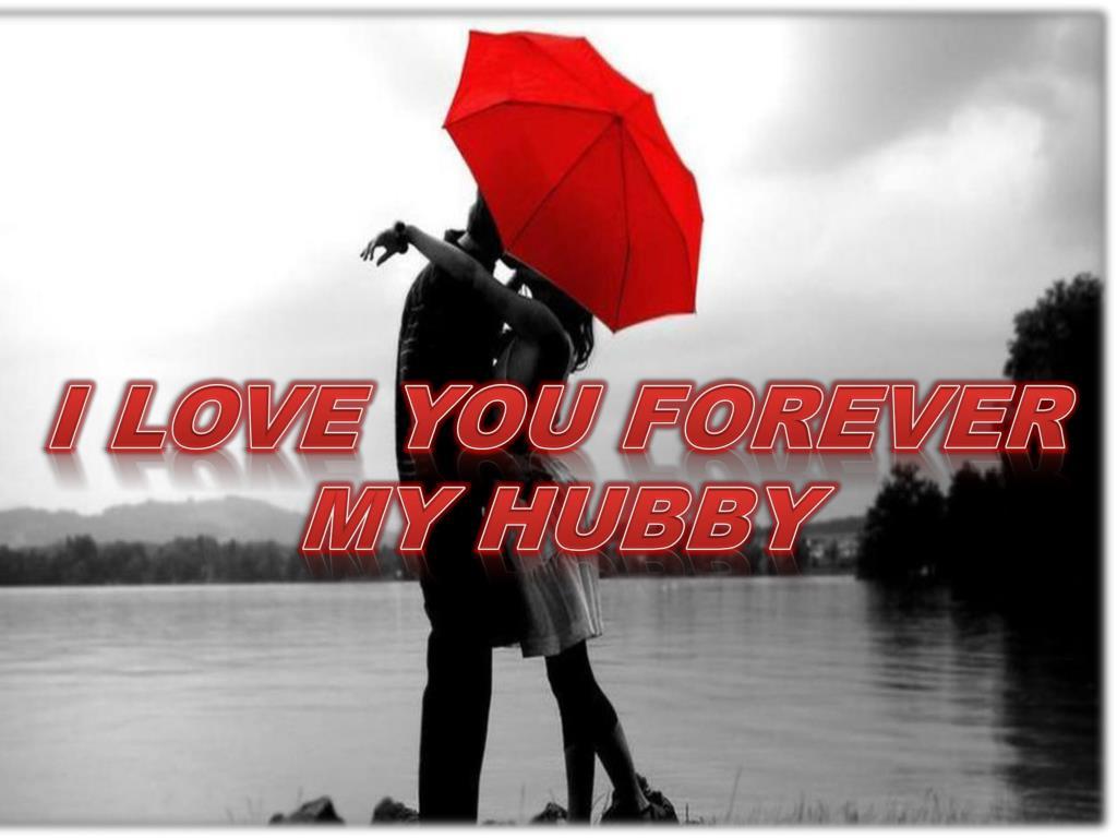 I LOVE YOU FOREVER