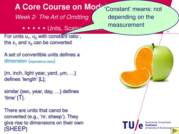 'Constant' means: not depending on the measurement
