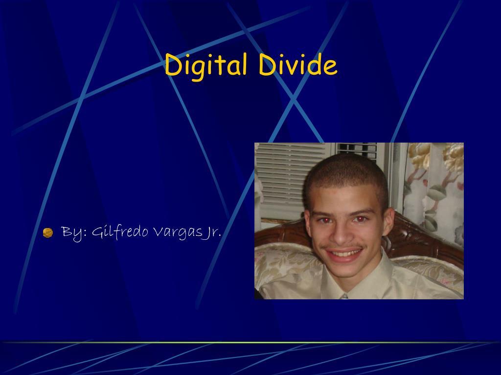 digital divide l.