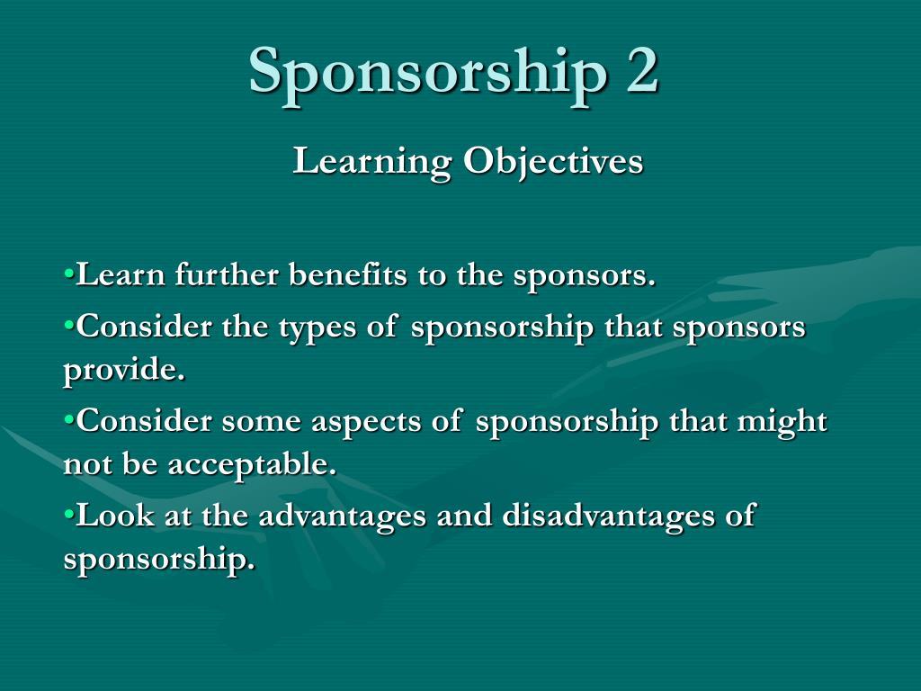 sponsorship 2 l.