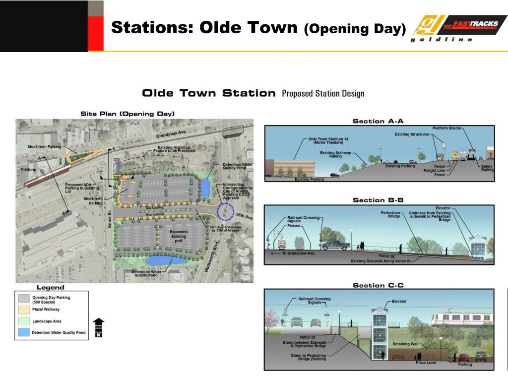 Stations: Olde Town