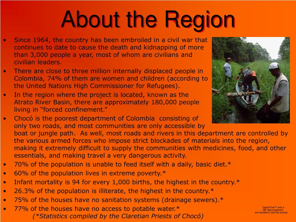 About the Region