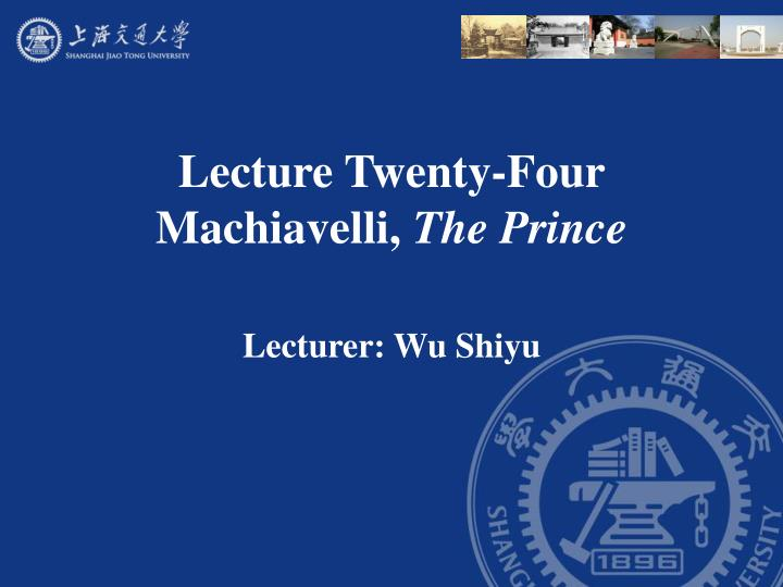 """machiavellis view of governing a state as presented in the prince But at the same time he described machiavelli as so radically alien to the  combine those two foundations of the state, that is, """"buone armi"""" and """"buone  and government that emerged in the aftermath of the italian wars."""