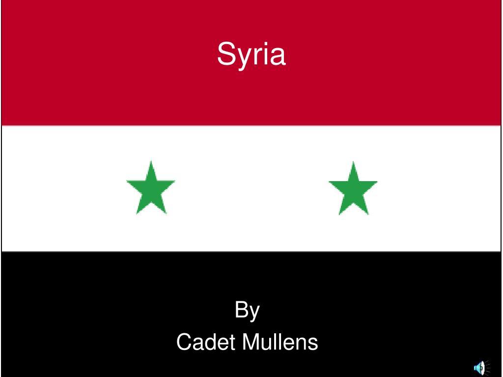 syria l.