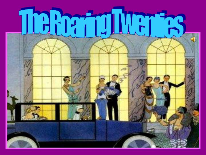 the roaring twenties the jazz ages and Powerpoint slideshow about 'roaring twenties the jazz age' - kieve an image/link below is provided (as is) to download presentation by the end of his career in the 1960s, he was widely regarded as a profound influence on popular music in general age was (69) (1901-1971.