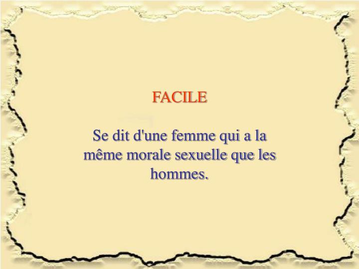 FACILE