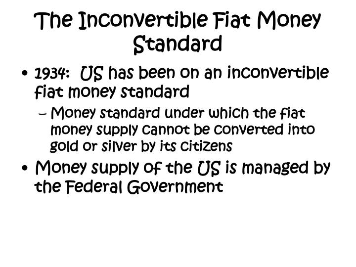 monetary standard 2 essay A gold standard is a monetary system in which the standard economic unit of account is based on a fixed quantity of goldthree types can be distinguished: specie, bullion, and exchange.