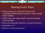 hearing god s voice33