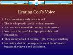 hearing god s voice36