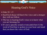 hearing god s voice42