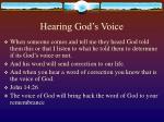 hearing god s voice45