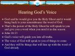 hearing god s voice46