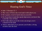 hearing god s voice47