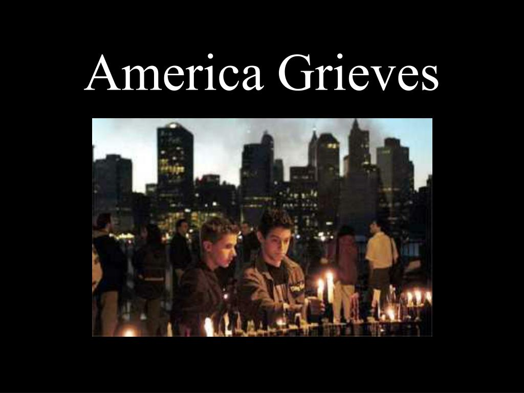 America Grieves