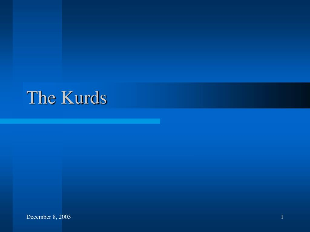 the kurds l.
