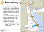transmitting h 2