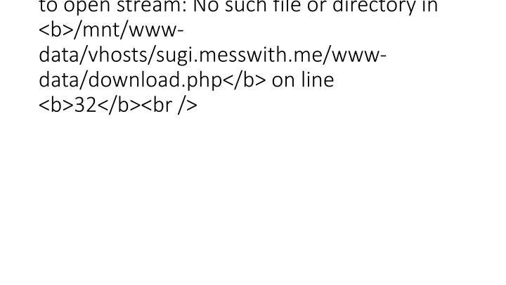 <br /> <b>Warning</b>:  readfile(./odontol): failed to open stream: No such file or directory in <b>...