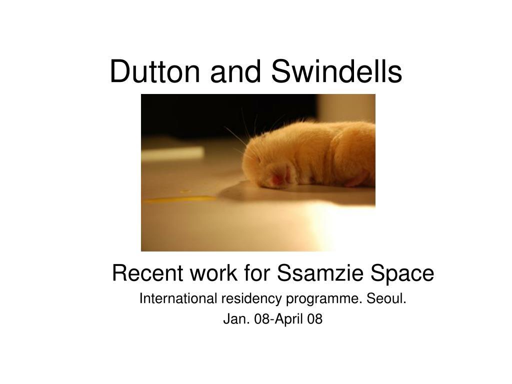 dutton and swindells