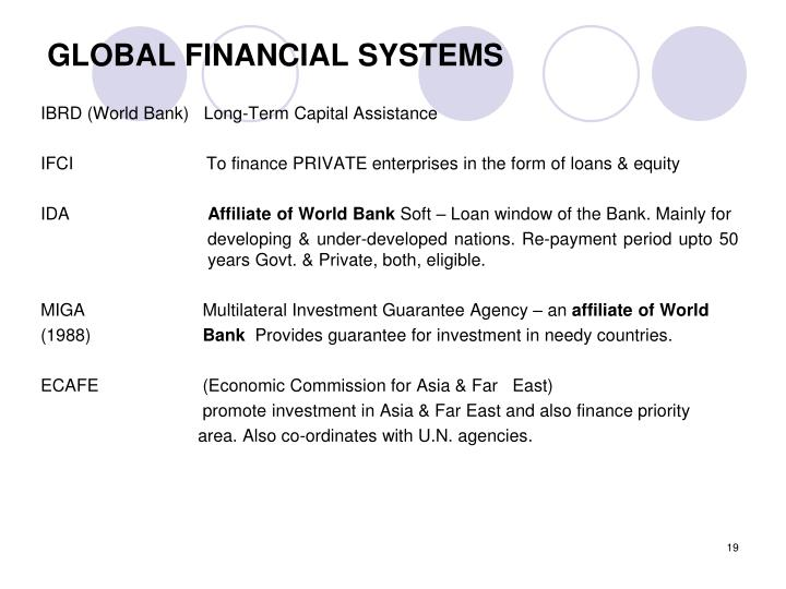 the world financial system and the A global financial reset is coming: 'a deal is being made between all the central banks' there is an unprecedented reset coming to world financial markets and if you've been paying attention it's impossible to ignore the signs.