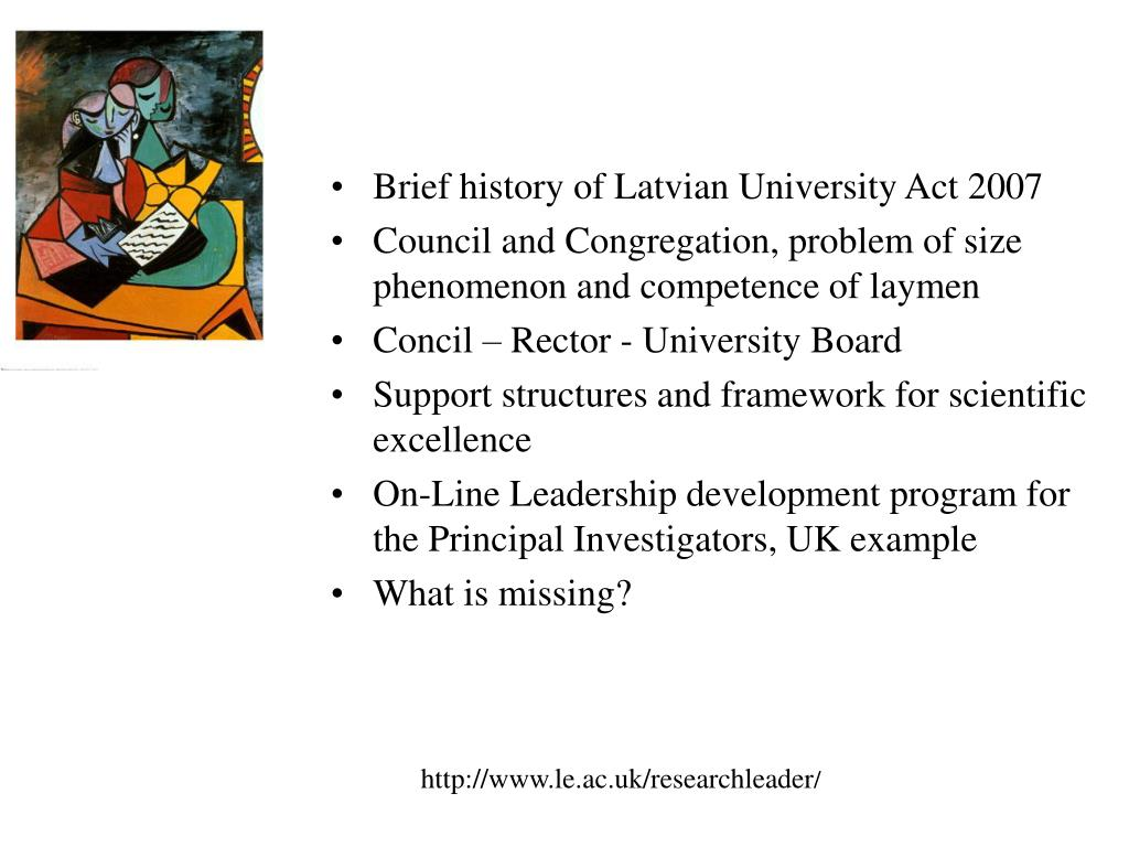 http://www.le.ac.uk/researchleader