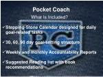 pocket coach8