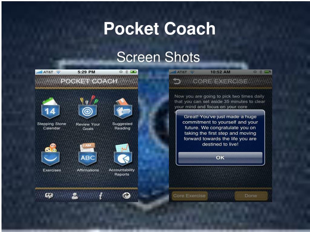 Pocket Coach