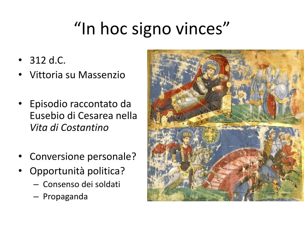 PPT - Tardo impero e Cristianesimo PowerPoint Presentation, free download - ID:1075616
