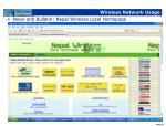 wireless network usage31