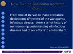new take on darwinian medicine cont