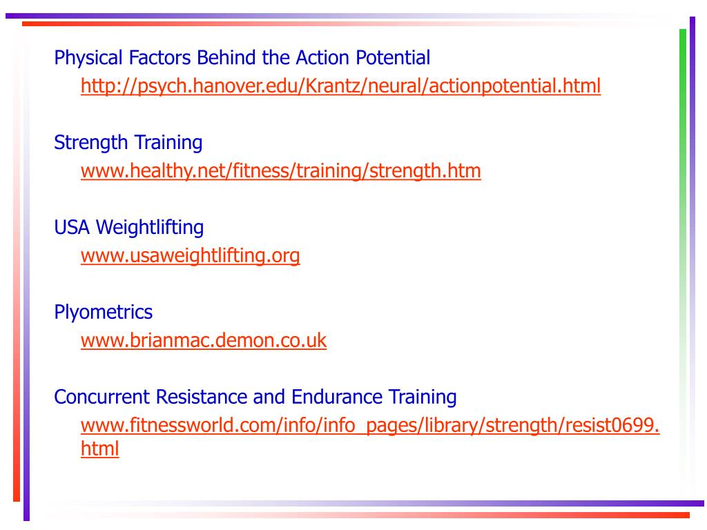 Physical Factors Behind the Action Potential