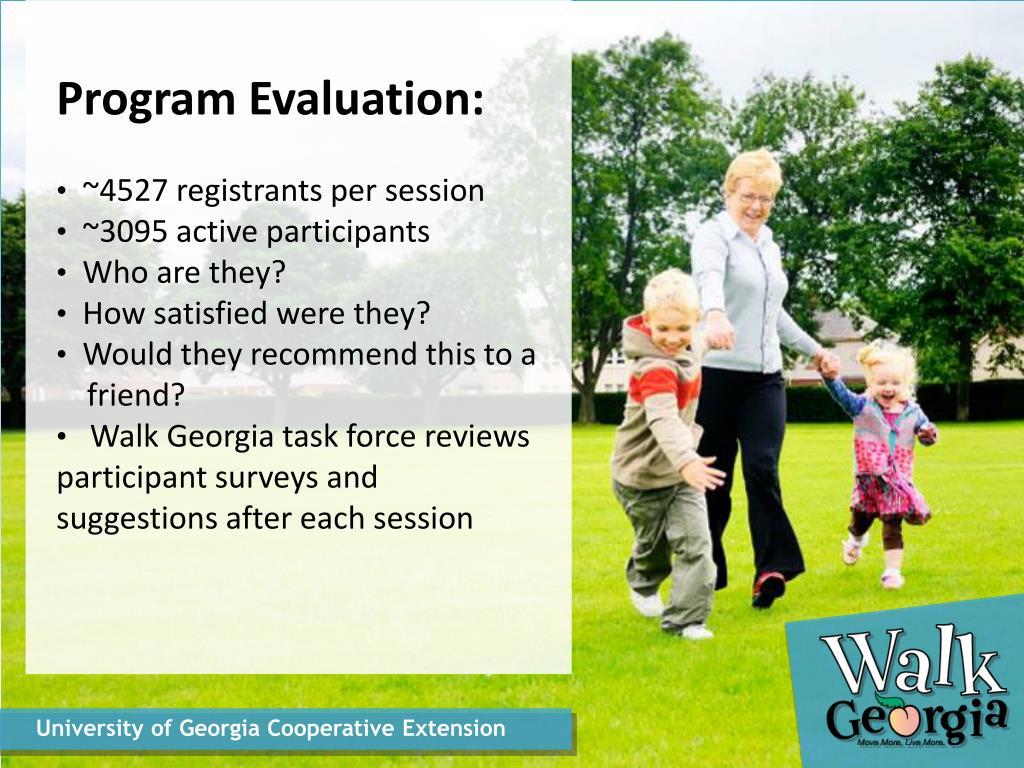 Program Evaluation: