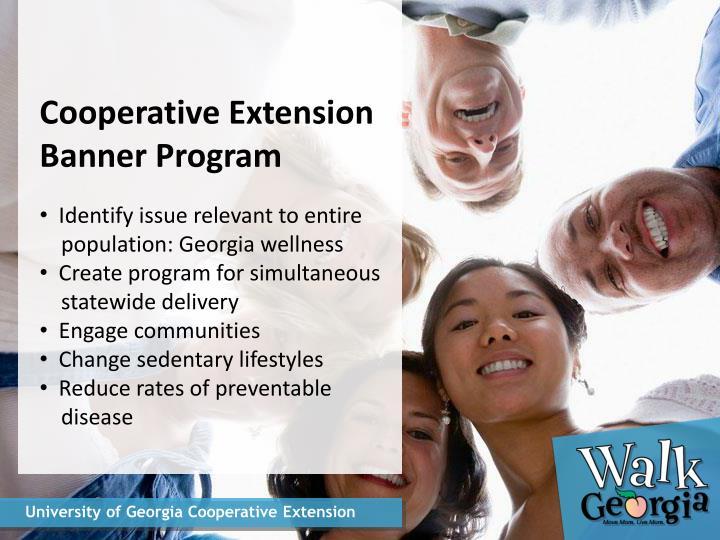 Cooperative Extension