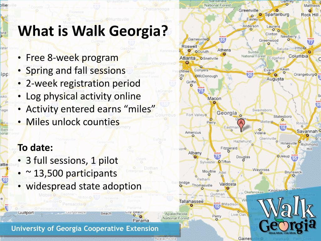 What is Walk Georgia?