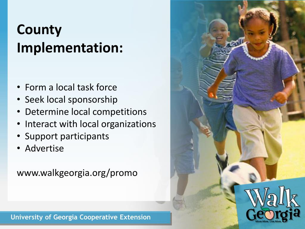 County Implementation: