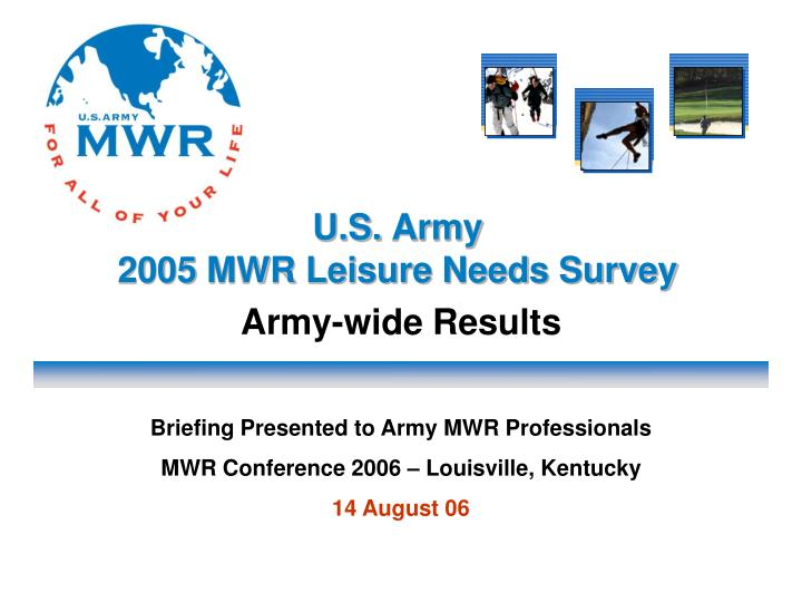 Army-wide Results