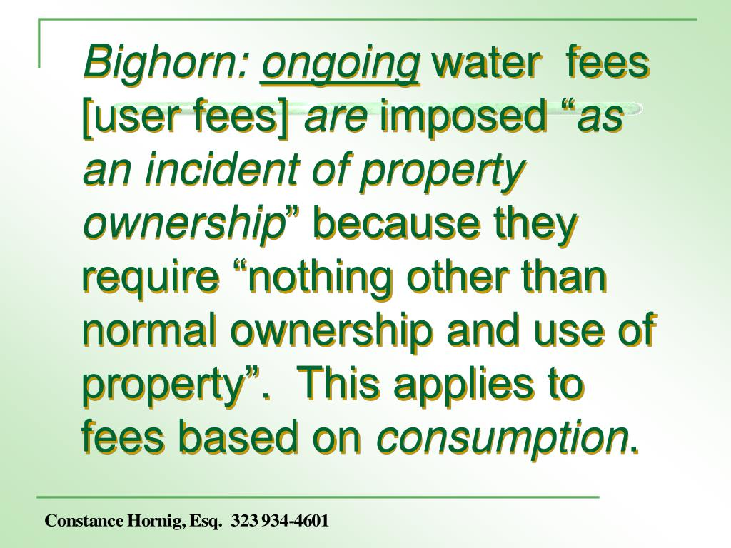Bighorn: