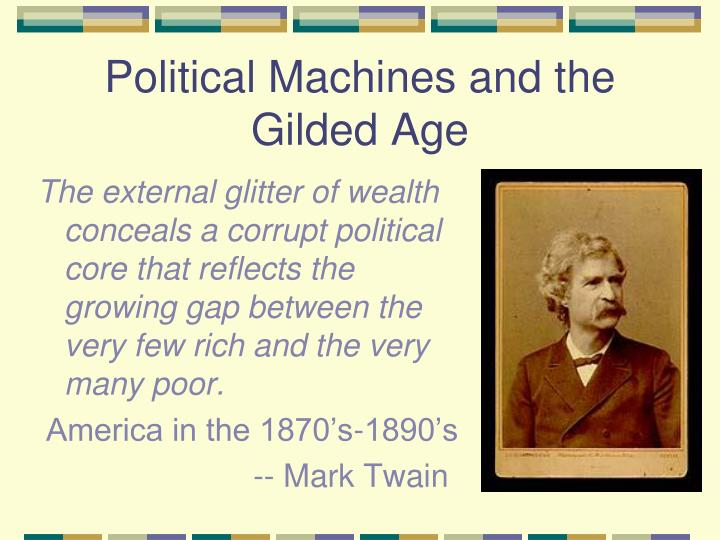 the struggle between the wealthy elite and the poor during the gilded age in america