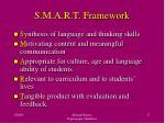 s m a r t framework
