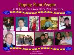 tipping point people