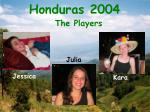 honduras 20045